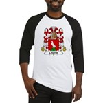 Colomb Family Crest Baseball Jersey