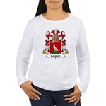 Colomb Family Crest Women's Long Sleeve T-Shirt