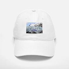 Alaska: Portage Glacier, USA Baseball Baseball Cap