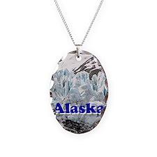Alaska: Portage Glacier, USA Necklace