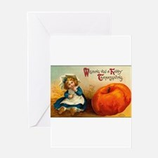 Country Thanksgiving Greeting Card