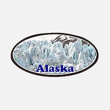 Alaska: Portage Glacier, USA Patch