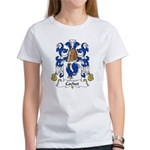 Cochet Family Crest Women's T-Shirt
