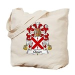 Clouet Family Crest Tote Bag