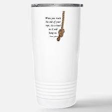 ENCOURAGEMENT - WHEN YO Travel Mug