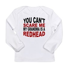 My Grandma Is A Redhead Long Sleeve T-Shirt