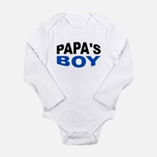 Papas Boy Body Suit
