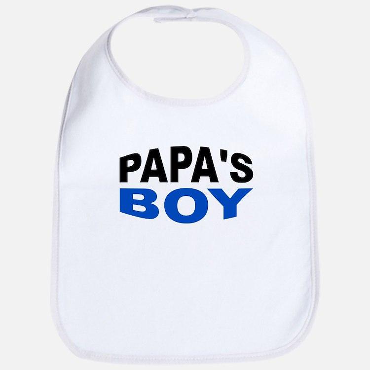 Papas Boy Bib