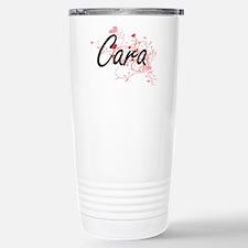 Cara Artistic Name Desi Stainless Steel Travel Mug