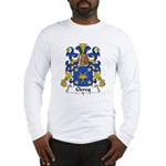 Clercq Family Crest Long Sleeve T-Shirt