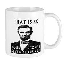 Abe Lincoln Mugs
