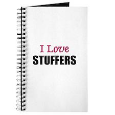 I Love STUFFERS Journal