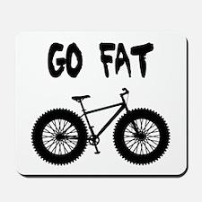 GO FAT-FAT BIKES Mousepad
