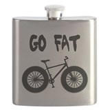 Mountain bikers Flask Bottles