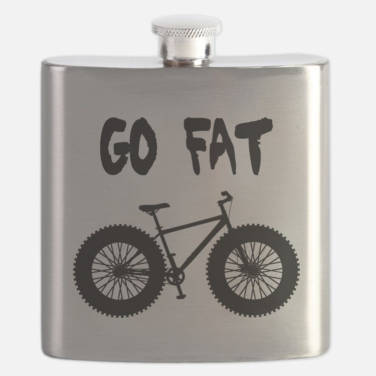 GO FAT-FAT BIKES Flask