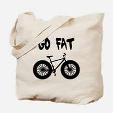 Go Fat-Fat Bikes Tote Bag