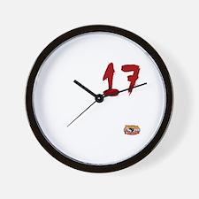 SO17 Wall Clock