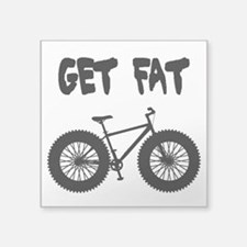 Get Fat-Fat Bikes Sticker