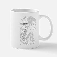 Sharaku ukiyo-e made of kanji for common use Mugs