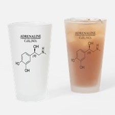adrenaline: Chemical structure and formula Drinkin