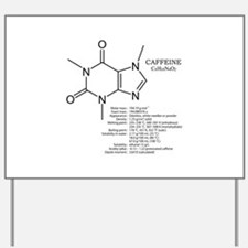 caffeine: Chemical structure and formula:coffee Ya