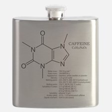caffeine: Chemical structure and formula:coffee Fl
