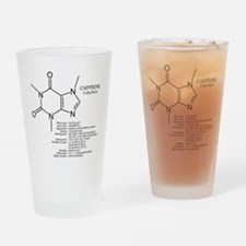 caffeine: Chemical structure and formula:coffee Dr