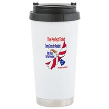 Cute Leftie Travel Mug