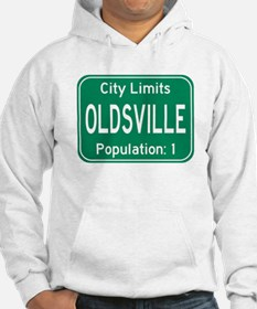 Oldsville City Limits Hoodie