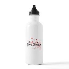 Gretchen Artistic Name Water Bottle