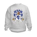 Chopin Family Crest  Kids Sweatshirt