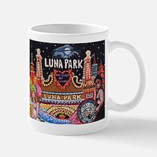Luna Park Coney Island, New York Mugs