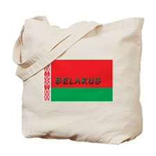 Belarus Flag Tote Bag