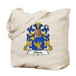 Chirac Family Crest  Tote Bag