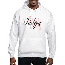Jadyn Artistic Name Design with Jumper Hoody