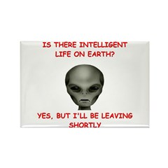 alien area 51 gifts Rectangle Magnet (10 pack)