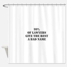 Lawyers Shower Curtain