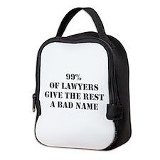 Lawyers Neoprene Lunch Bag