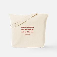 Mother Jones Tote Bag