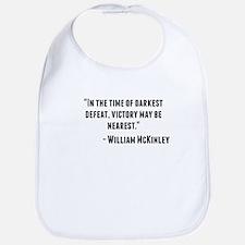 William McKinley Quote Bib