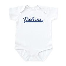 Vickers (sport-blue) Infant Bodysuit
