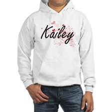 Kailey Artistic Name Design with Hoodie