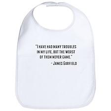 James Garfield Quote Bib