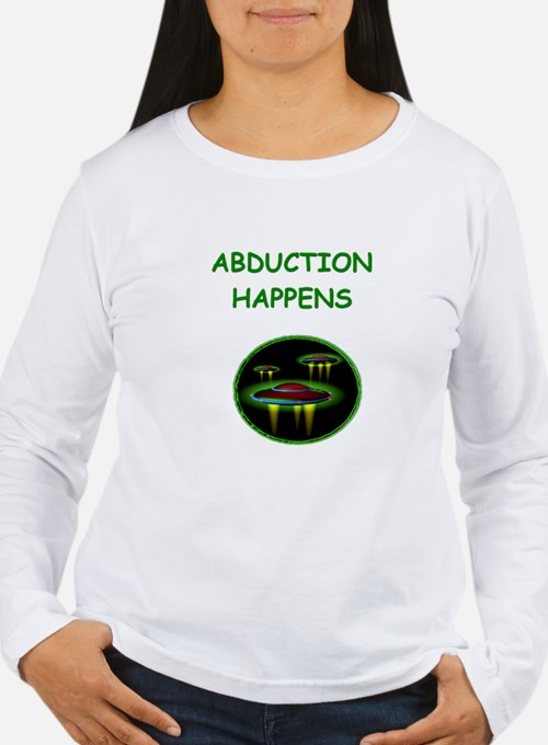 abduction t-shirts T-Shirt