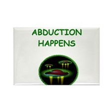 abduction t-shirts Rectangle Magnet