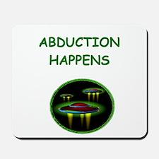 abduction t-shirts Mousepad