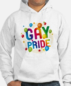 Gay Pride Celebration Hoodie