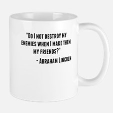 Abraham Lincoln Quote Mugs