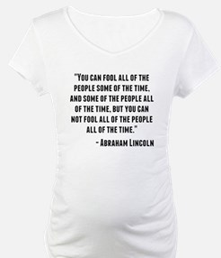 Abraham Lincoln Quote Shirt