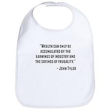 John Tyler Quote Bib